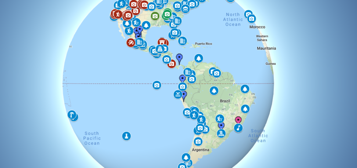 Create Maps with Multiple Locations | Following Our Own Path on map columbus, map amsterdam, map valencia, map sydney, map tokyo, map spain, map france, map venice, map bangkok, map singapore, map victoria, map austin, map mobile, map buenos aires, map ireland, map taipei, map central, map edinburgh, map nashville, map berlin,